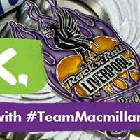 Liverpool RocknRoll Marathon and 12