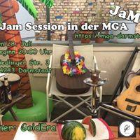 JAmga - Die Jamsession in der mga