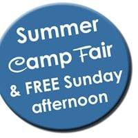 Summer Camp Fair and Free Sunday Afternoon