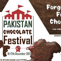 Pakistan Chocolate Festival 2017