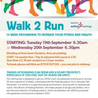 Hastings Walk 2 Run