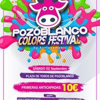 Pozoblanco Colors Festival