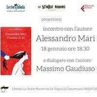 Incontro con lautore _Alessandro Mari_