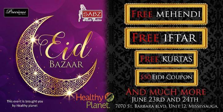 Chand Raat at Precious & SABZ