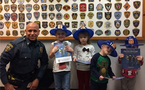 Coloring with a COP