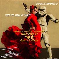 Flamenco Party