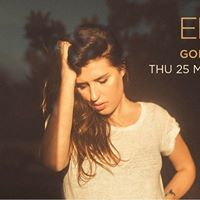 Elli Schoen (WA) - The Marly Bar - Sydney
