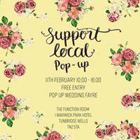Support Local Wedding Fayre