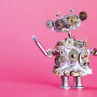 Mighty Robot Family Make