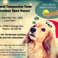 ACT Christmas Open House