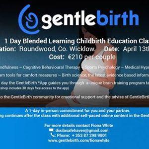 GentleBirth Workshop Roundwood - 13th April 19