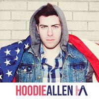 Hoodie Allen - Anaheim CA