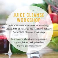 Juice Cleanse Workshop