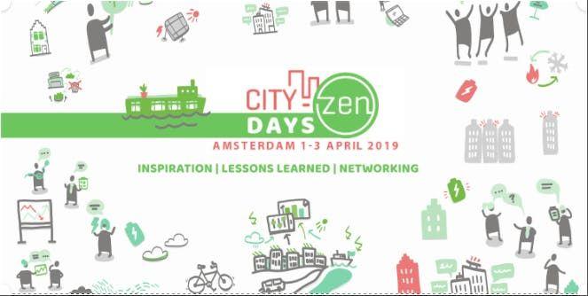 City-zen Days Amsterdam (2-3 April 2019)
