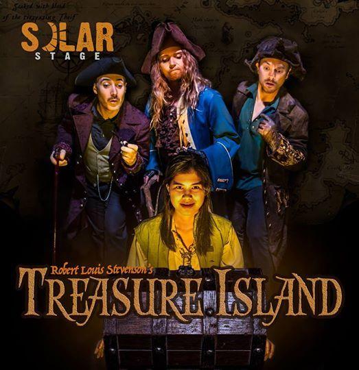 Treasure Island A Family Holiday Play