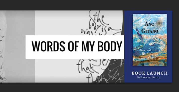 Words of My Body II & Book Launch Ang Gitano