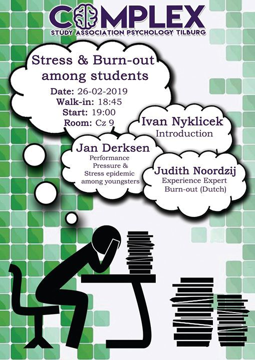 Symposium - Stress & Burn-outs (among students)