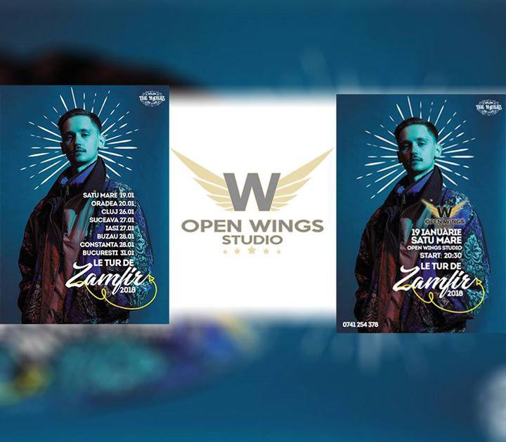 Le Tur De Zamfir - Open Wings Studio