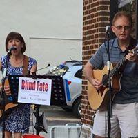 Blind Fate December 15 at Marietta Wine Market
