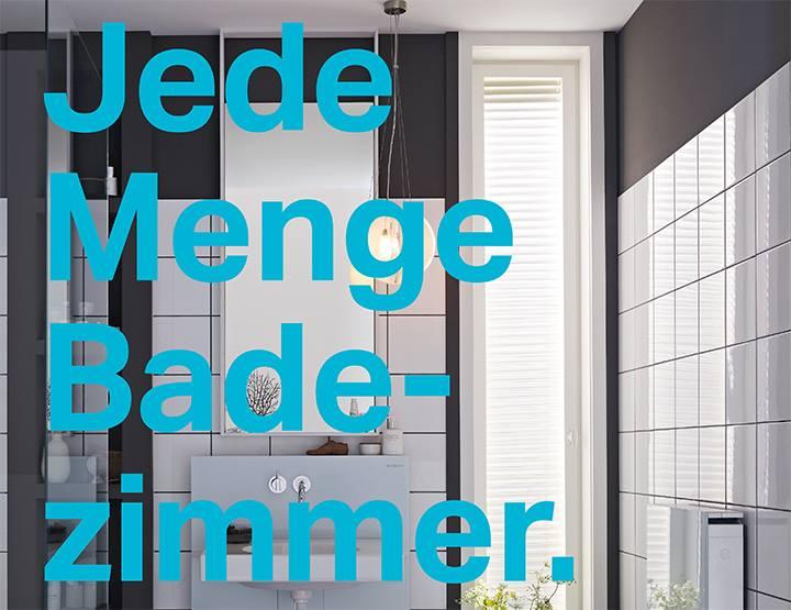 jede menge badezimmer - ausstellung at straßburger allee 14, 41812