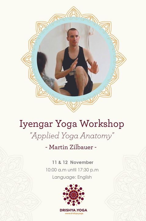 Iyengar Yoga Workshop \