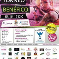 1Torneo Minoco Padel Solidario Pablo Ugarte