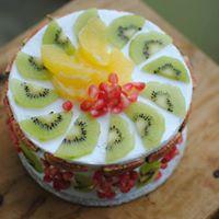 Fondant Theme Cake Decoration (no baking)