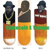Skatecaf X Trompe lOeil Part II