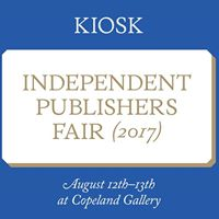 Kiosk Independent Publishers Fair 2017