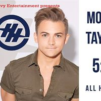 Hunter Hayes Concert (CANCELLED)