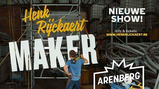 Henk Rijckaert - Maker