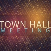 First Town Hall Meeting of 2018