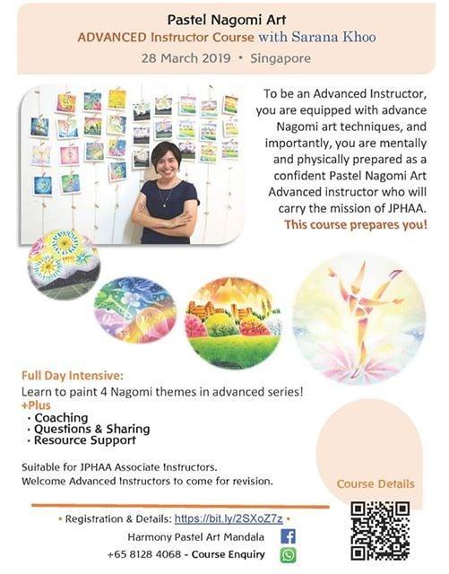 Nagomi Advanced Course by Sarana Khoo