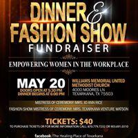 Dinner &amp Fashion Show Fundraiser