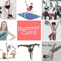 Gymnastics and Dance Summer Camp