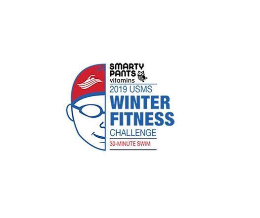 SmartyPants Vitamins USMS Winter Fitness Challenge
