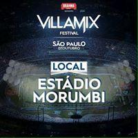 Villa Mix Festival - So Paulo
