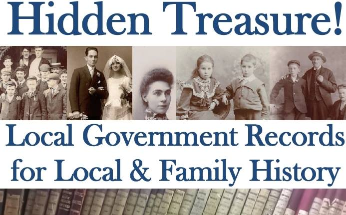 Hidden Treasure Archivist Talk & Workshop