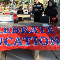 Celebrate Education race