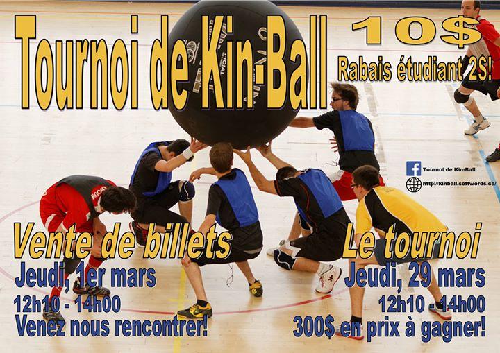 Tournoi de Kin-Ball