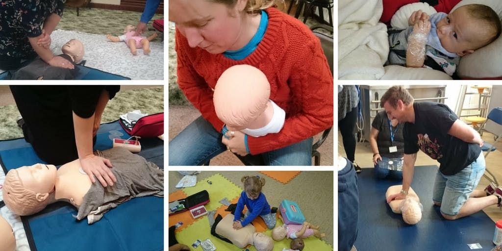 QA Level 3 Award in Paediatric First Aid (RQF)