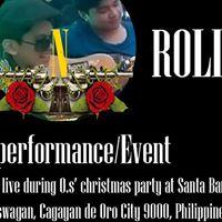 Velvet Roses Band Rock N Roll live performanceevent