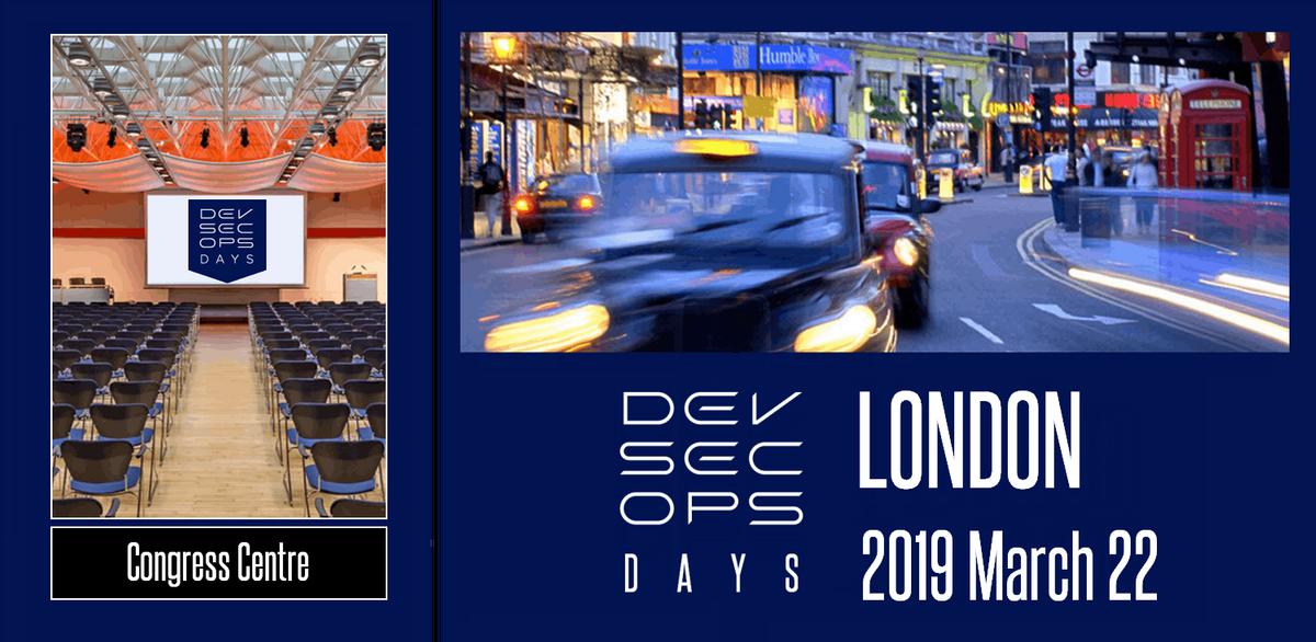 2019 DevSecOps Days London