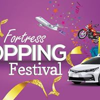 Fortress Shopping Festival