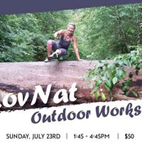 Outdoor MovNat workshop in Canmore