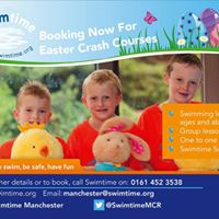 Easter Swimming Crash Course at Marriott Worsley Park