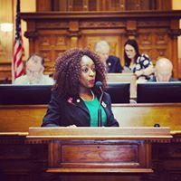 State Rep. Dar'shun Kendrick
