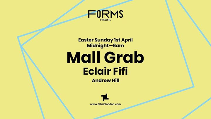 1.4 Forms presents Mall Grab - Easter Sunday Special