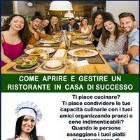 Come aprire e gestire un ristorante in casa - Home Restaurant