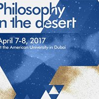 Philosophy in the Desert